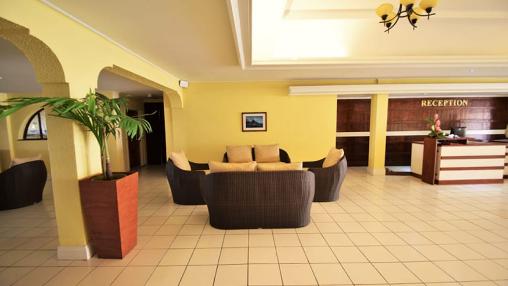 Lobby, Starfish St Lucia Resort – All Inclusive