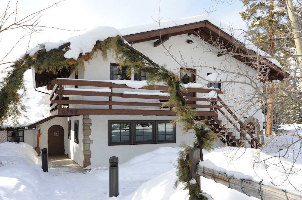 Front of Property, Ski Tip Lodge by Keystone Resort