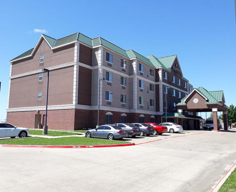 Parking, Country Inn & Suites by Radisson, DFW Airport South, TX