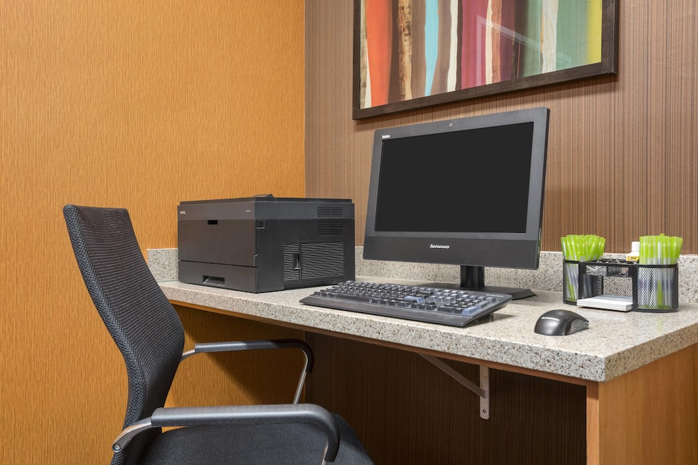 Business Center, Fairfield Inn & Suites Minneapolis-St. Paul Airport
