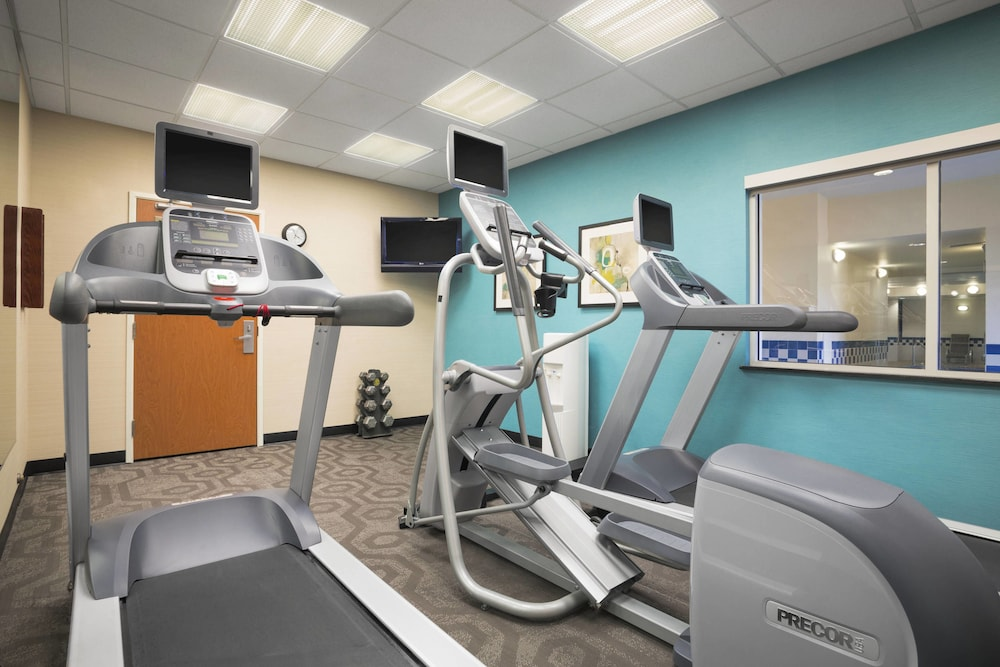 Fitness Facility, Fairfield Inn & Suites Minneapolis-St. Paul Airport