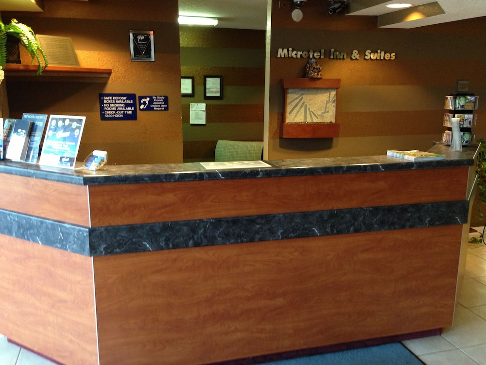 Reception, Microtel Inn & Suites by Wyndham San Antonio Downtown Northeast