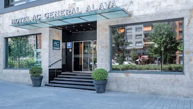 AC Hotel General Álava by Marriott