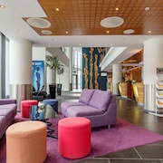 Sitteområde ved lobby