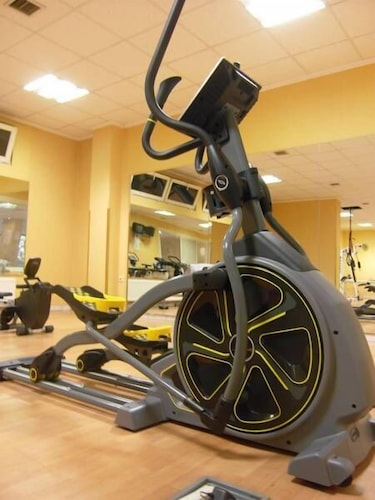 Fitness Facility, Apart Hotel Best