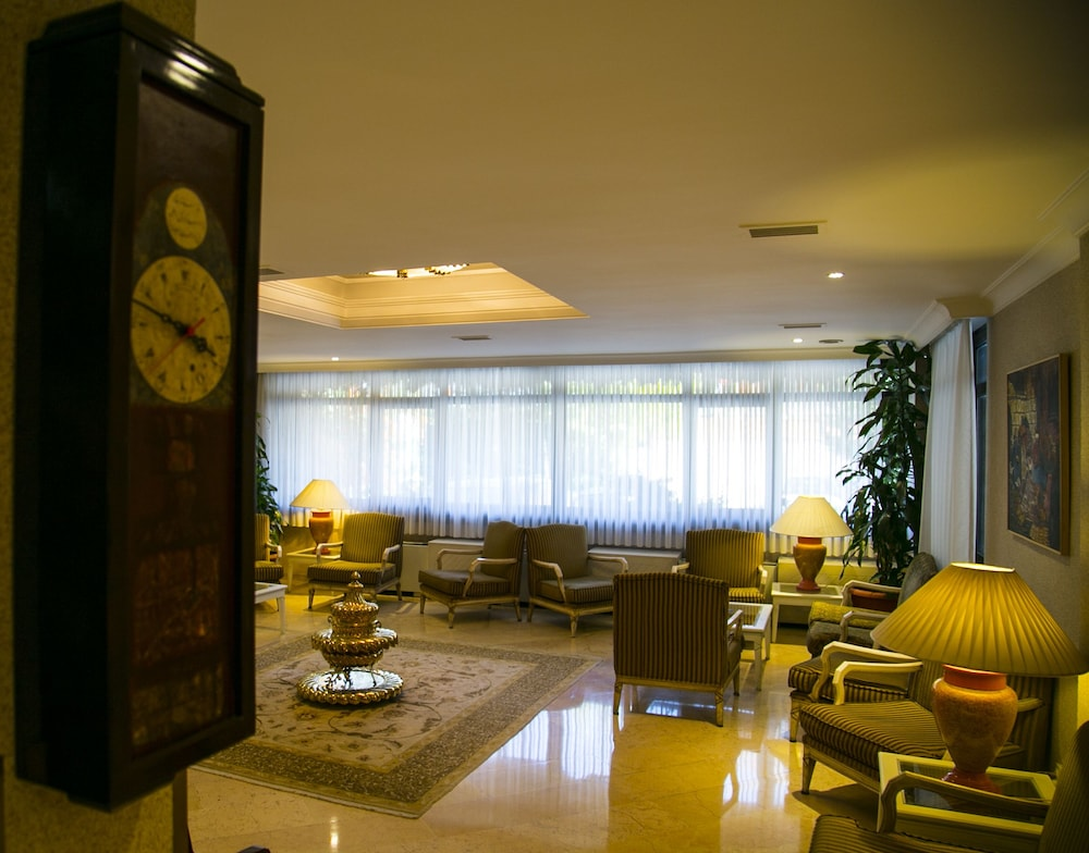 Lobby Sitting Area, Apart Hotel Best