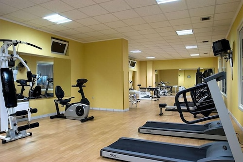 Fitness Studio, Apart Hotel Best