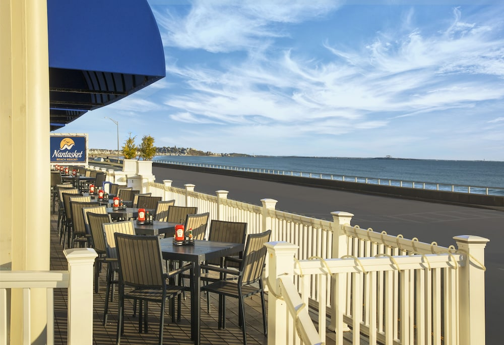 Restaurant, Nantasket Beach Resort