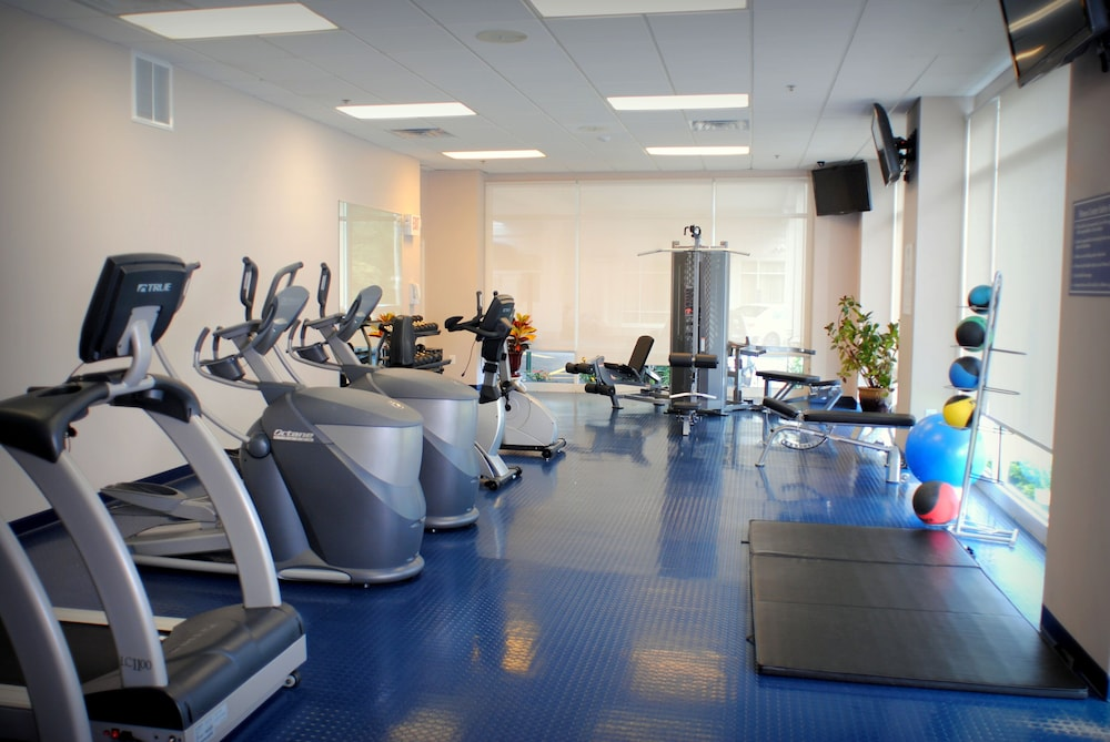 Gym, Nantasket Beach Resort