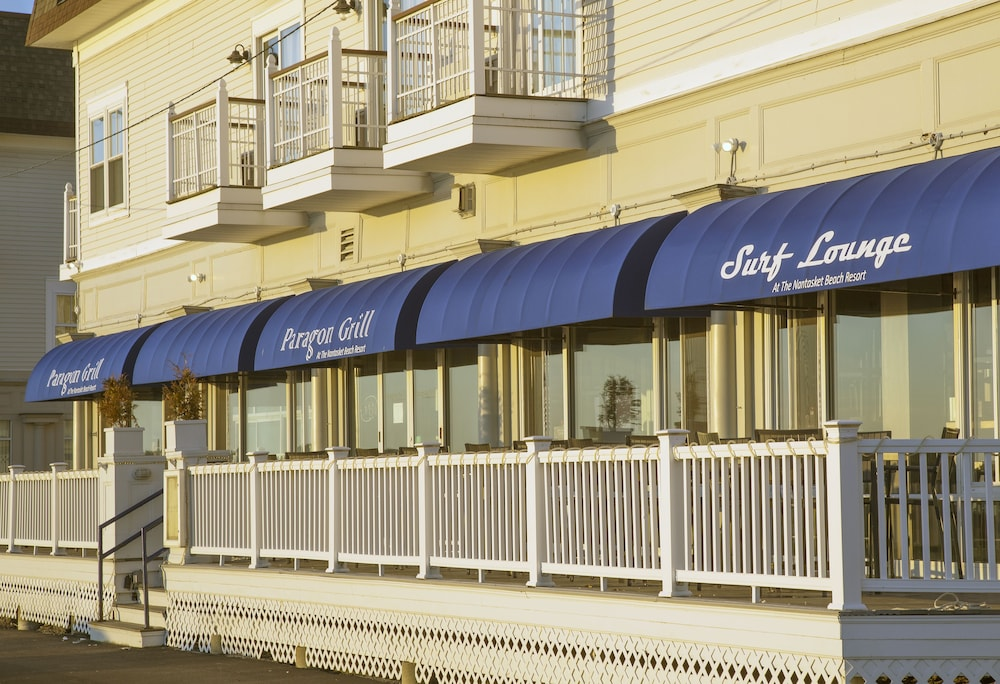 Outdoor Dining, Nantasket Beach Resort