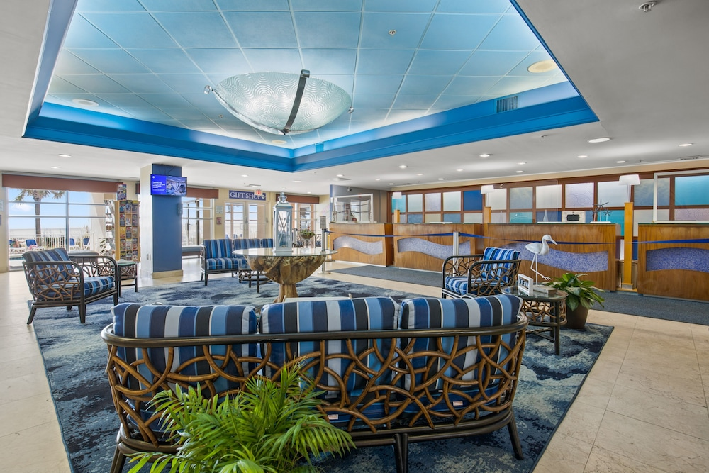Lobby, Bay Watch Resort & Conference Center by Vacasa