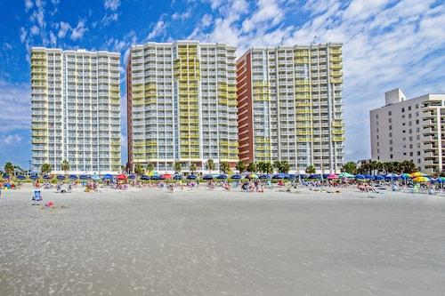 North Myrtle Beach Hotels >> North Myrtle Beach Beach Hotels Best Oceanfront Hotels In