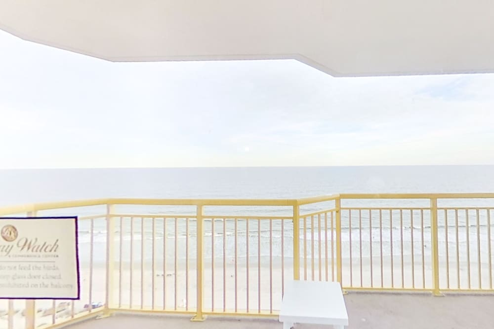Balcony, Bay Watch Resort & Conference Center by Vacasa