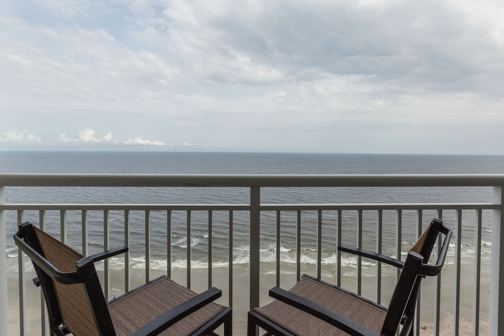 Balcony View, Bay Watch Resort & Conference Center by Vacasa