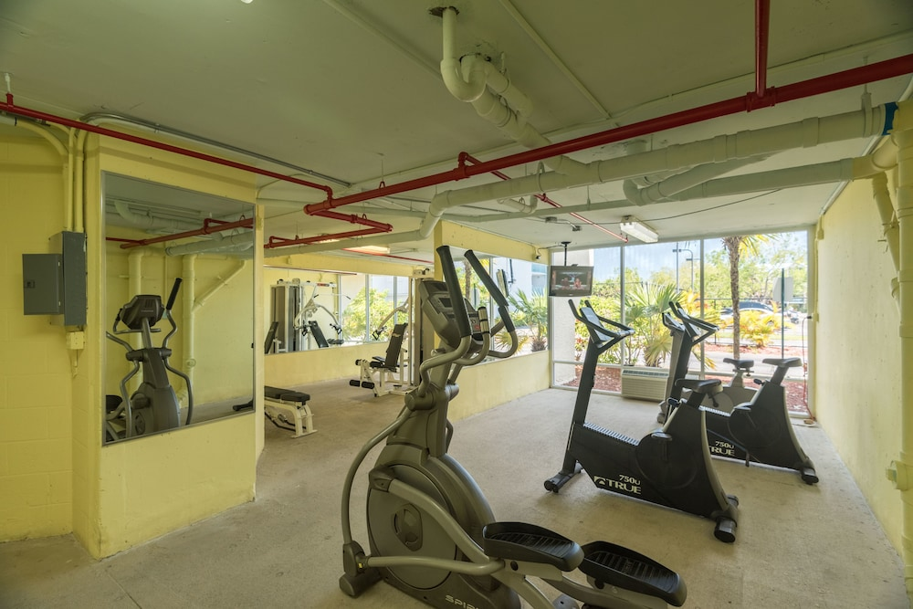 Fitness Facility, Sunrise Suites Resort