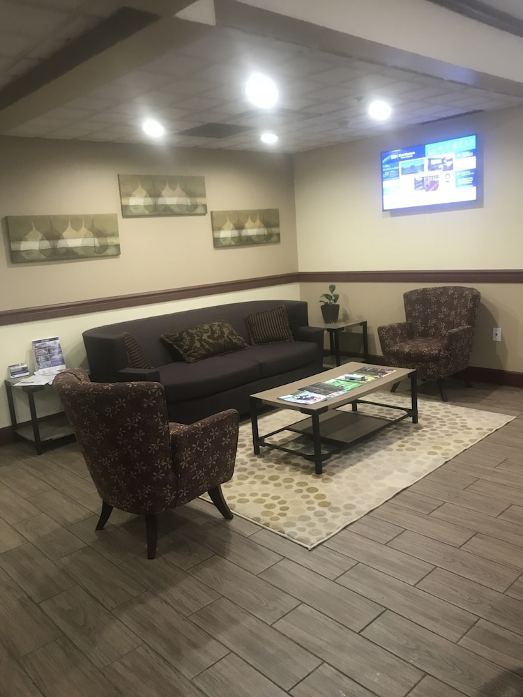Reception, Best Western Airport Suites