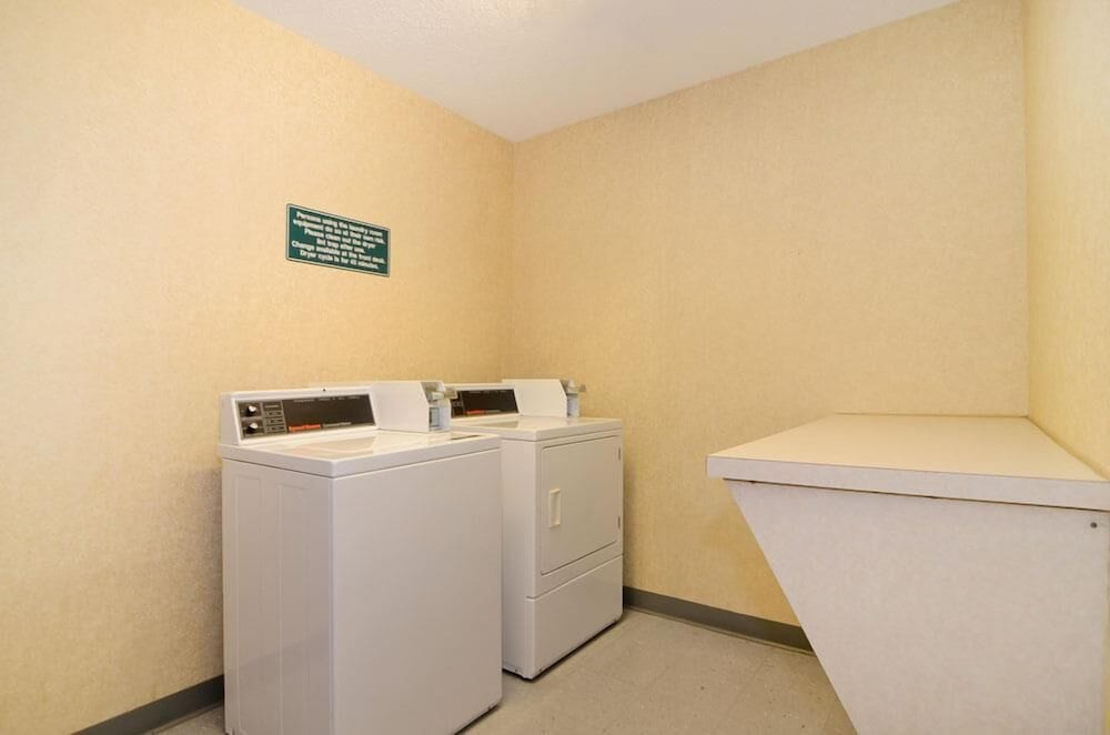 Laundry Room, Best Western Airport Suites