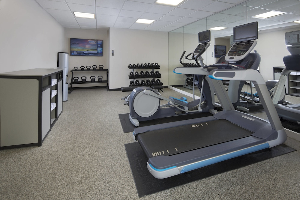 Fitness Facility, SpringHill Suites by Marriott New Orleans DT/Convention Ctr