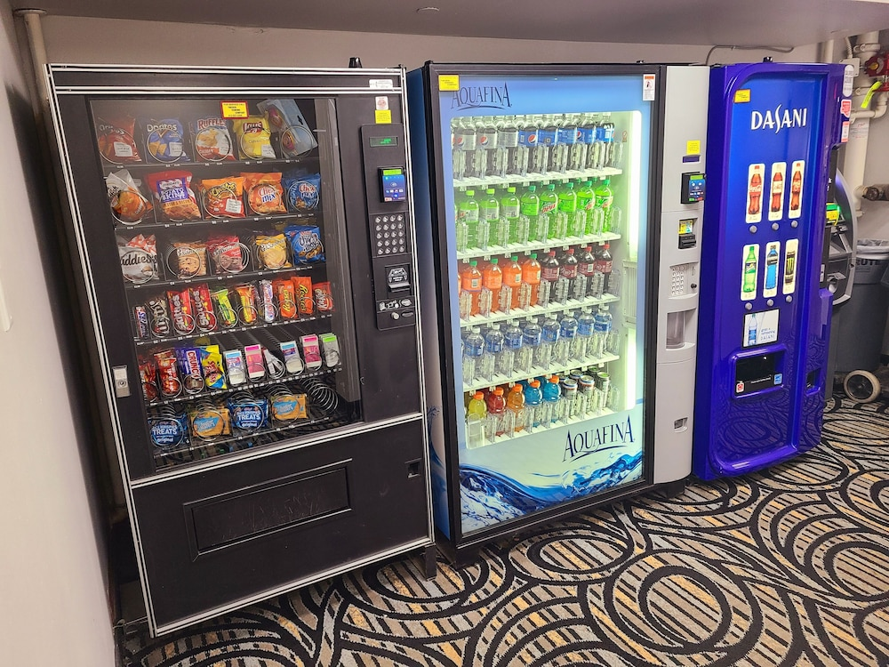 Vending Machine, AmericInn by Wyndham Inver Grove Heights Minneapolis