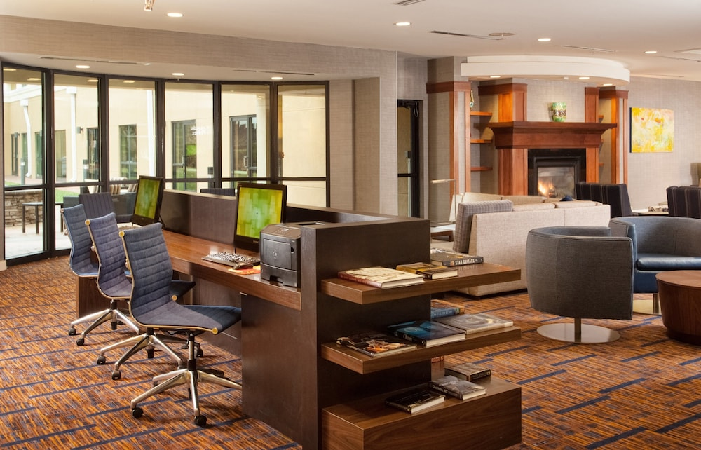 Business Center, Courtyard by Marriott Charlotte Gastonia