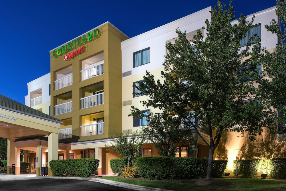 Exterior, Courtyard by Marriott Charlotte Gastonia