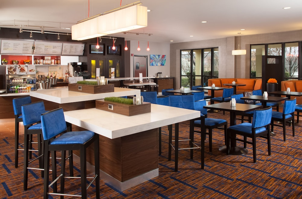 Dining, Courtyard by Marriott Charlotte Gastonia