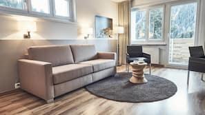 42-Zoll-Flachbildfernseher mit Kabelempfang, Fernseher, DVD-Player