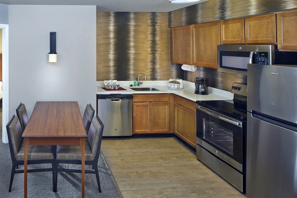 Private Kitchen, Residence Inn By Marriott Fort Lauderdale Weston