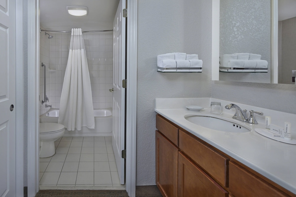 Bathroom, Residence Inn By Marriott Fort Lauderdale Weston