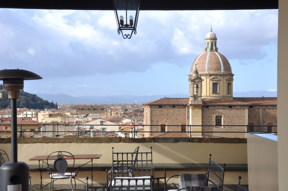 View from Property, Palazzo Magnani Feroni