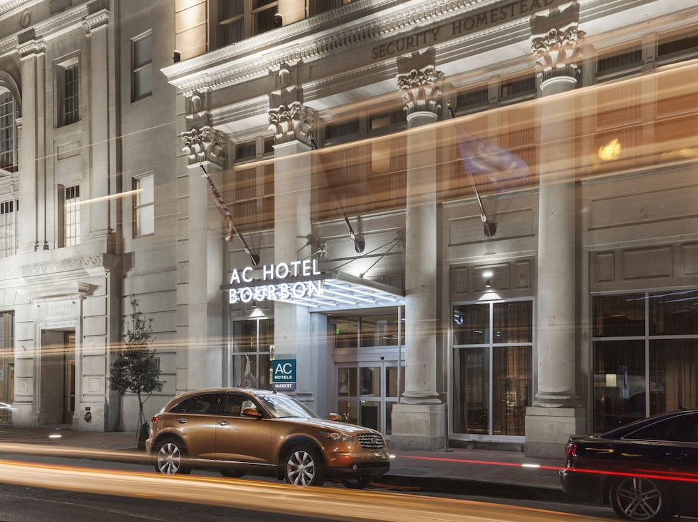 Front of Property - Evening/Night, AC Hotels by Marriott New Orleans Bourbon