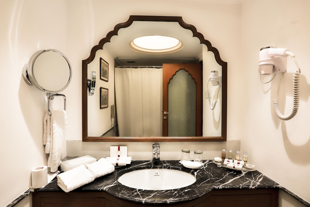 Bathroom Sink, Sun N Sand Hotel Mumbai