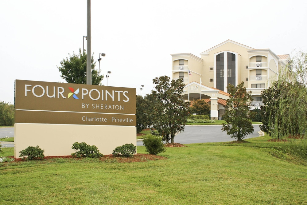 Exterior, Four Points by Sheraton Charlotte - Pineville
