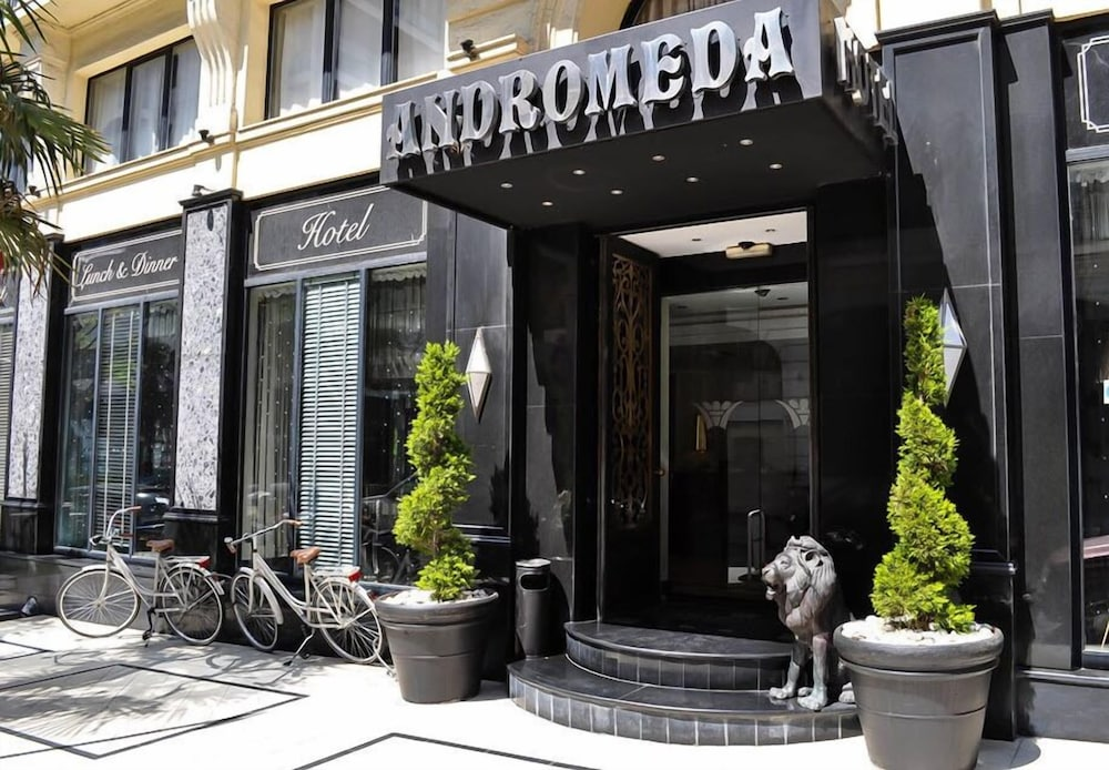 Featured Image, Andromeda Hotel Thessaloniki