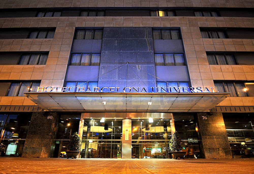 Hotel barcelona universal in barcelona hotel rates for Hotel in barcellona