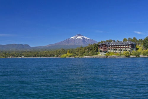 Villarrica Park Lake by Enjoy