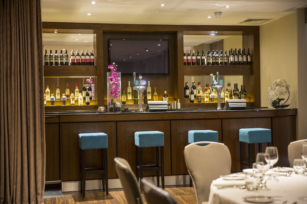 Bar, Hilton Garden Inn Glasgow City Centre