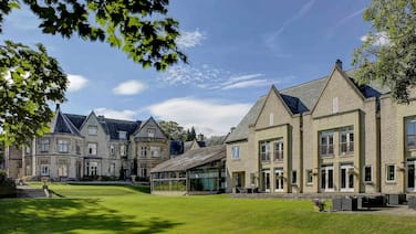 Mercure Sheffield Kenwood Hall & Spa