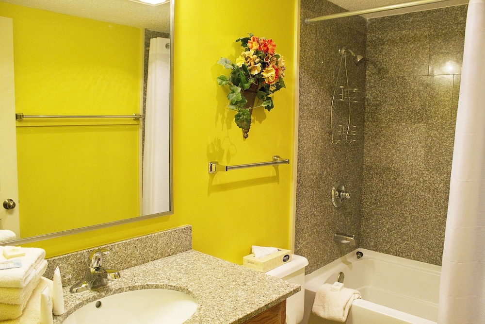 Bathroom, Gatlinburg Town Square by Exploria Resorts
