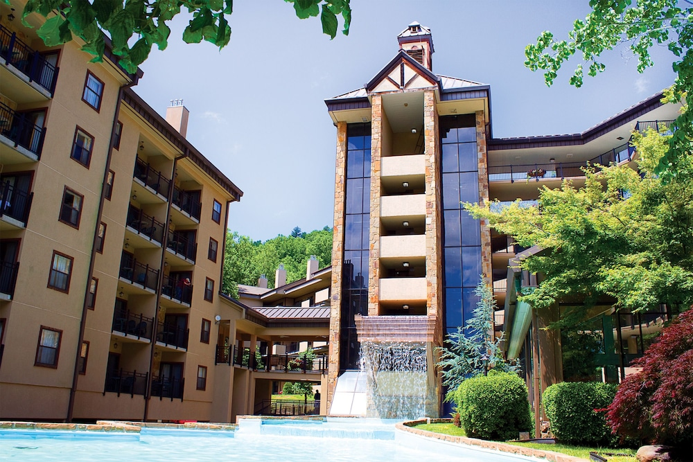 Exterior, Gatlinburg Town Square by Exploria Resorts