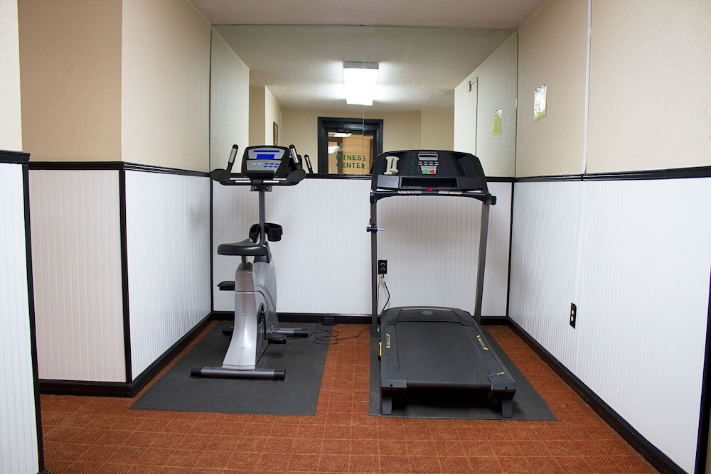Fitness Facility, Gatlinburg Town Square by Exploria Resorts