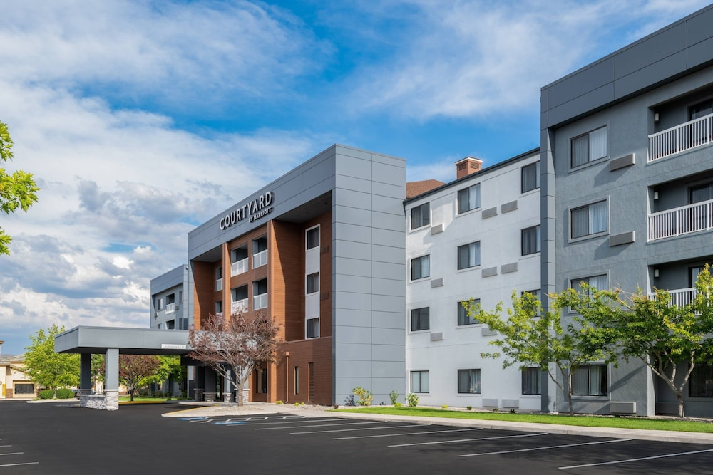 Exterior, Courtyard by Marriott Reno
