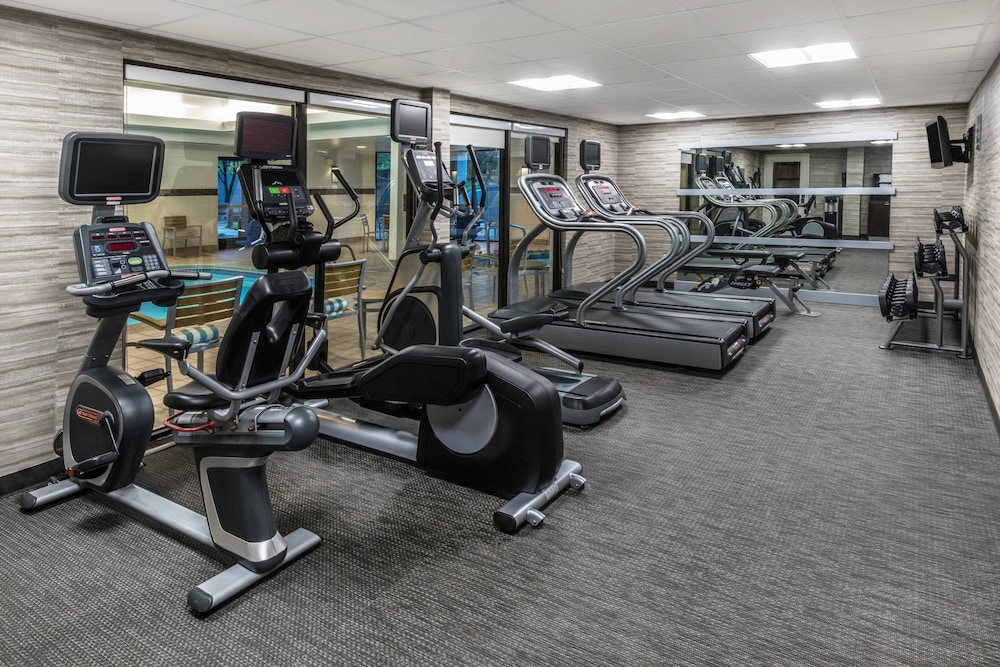 Fitness Facility, Courtyard by Marriott Reno