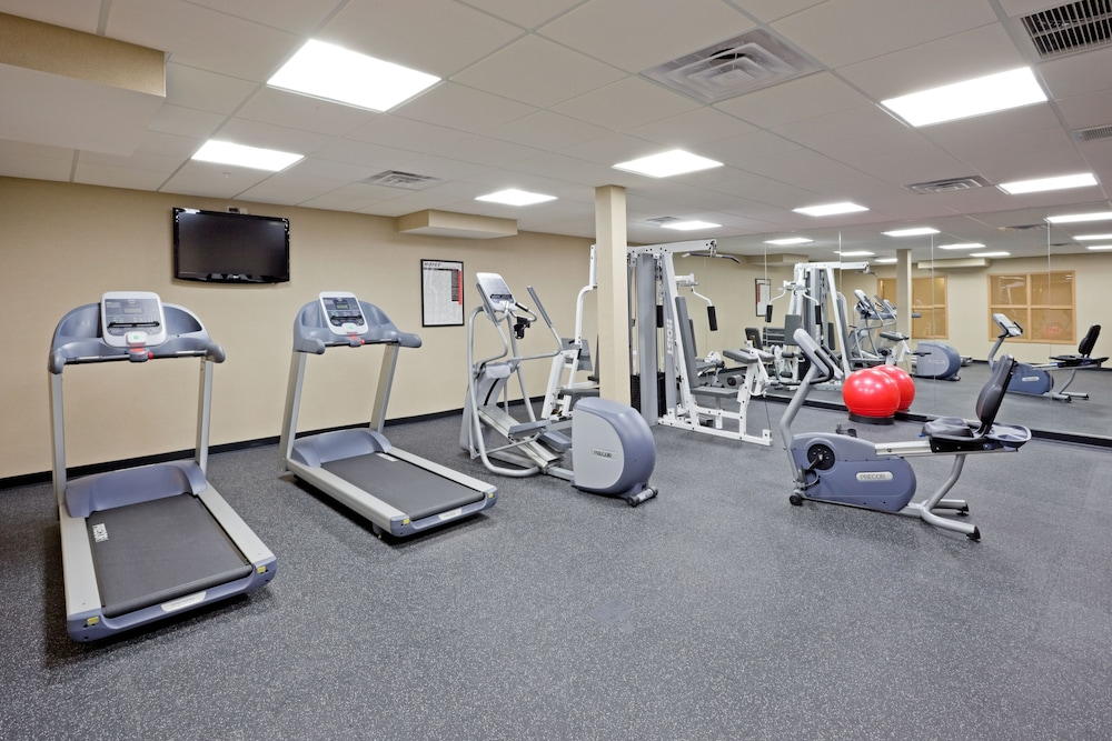 Fitness Facility, Holiday Inn Express & Suites Absecon-Atlantic City, an IHG Hotel