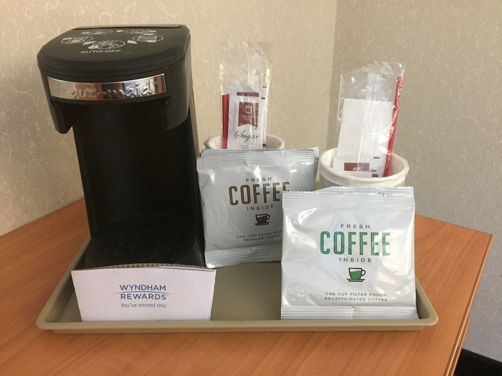 Coffee and/or Coffee Maker, Microtel Inn & Suites by Wyndham Uncasville