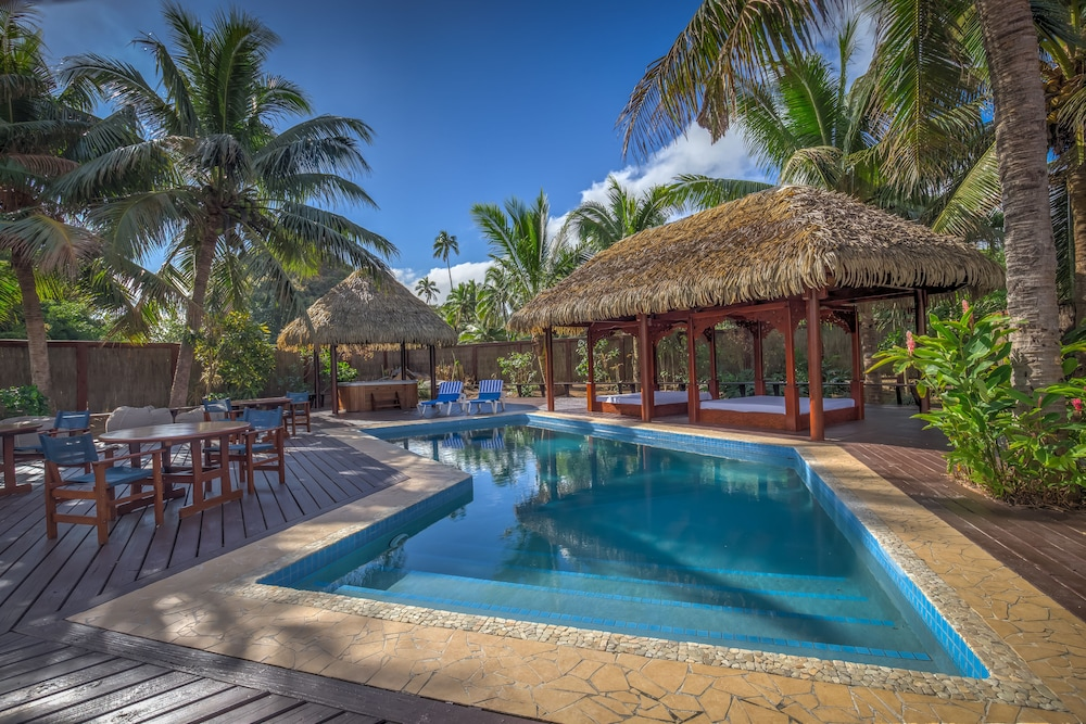 The Rarotongan Beach Resort Lagoonarium 4 0 Out Of 5