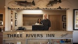 Three Rivers Inn - Biggs Junction Hotels
