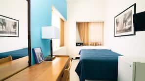 Een kluis op de kamer, gratis wifi, rolstoeltoegang