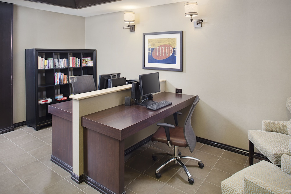 Business Center, Staybridge Suites San Angelo