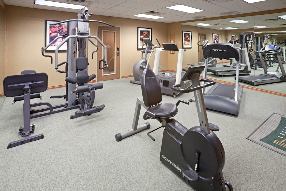 Fitness Facility, Staybridge Suites San Angelo